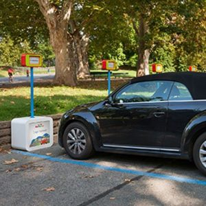 l parcheggio riservato per i carpoolers di BePooler italia